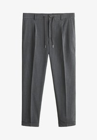 Mango - NOLAN - Pantalon classique - dark heather grey - 4