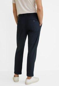 Mango - NOLAN5 - Pantalon classique - dark navy blue - 2