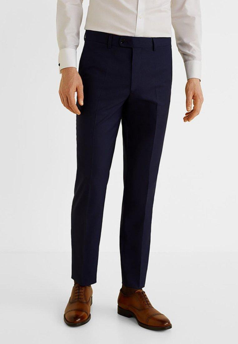 Mango - JANEIRO - Jakkesæt bukser - royal blue