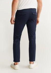 Mango - PRATO - Pantalon classique - royal blue - 2