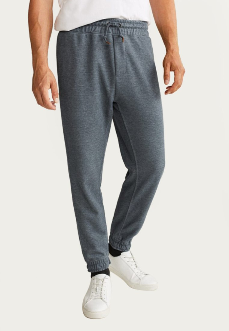 Mango - COHEN - Jogginghose - mottled gray