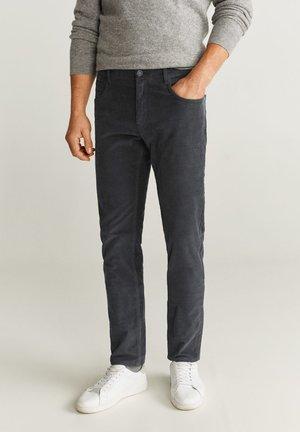 BARDEM - Pantalon classique - grey