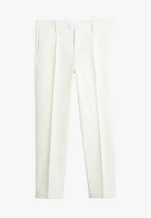 GUIDO - Pantaloni - white