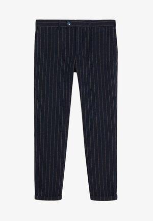 GERARDO - Trousers - dark navy blue