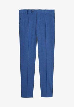 BRASILIA - Pantaloni eleganti - blue