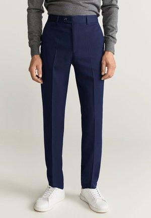 PAULO - Pantalon de costume - blue