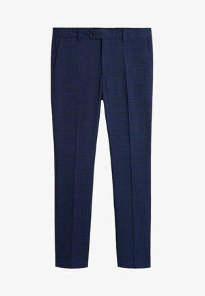 BRASILIA - Pantalon de costume - indigo blue