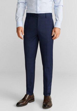 BRASILIA - Pantaloni eleganti - indigo blue