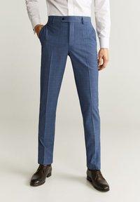 Mango - BRASILIA - Pantalon de costume - dark gray - 0