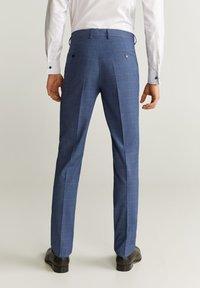 Mango - BRASILIA - Pantalon de costume - dark gray - 2
