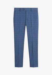 Mango - BRASILIA - Pantalon de costume - dark gray - 5