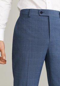 Mango - BRASILIA - Pantalon de costume - dark gray - 3