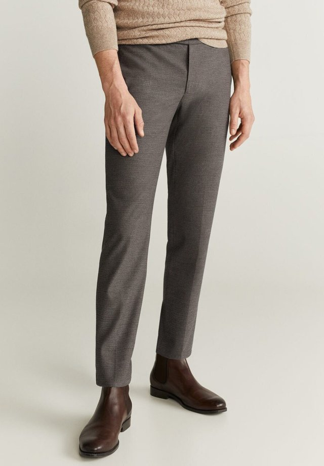 BARRY - Broek - grey