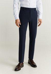 Mango - BRASILIA - Pantaloni eleganti - royal blue - 0