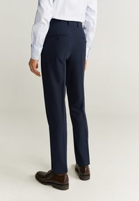 Mango - BRASILIA - Pantaloni eleganti - royal blue - 2