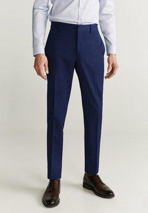 PAULO - Pantaloni - ink blue