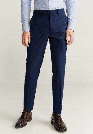 JANEIRO - Pantaloni eleganti - blue