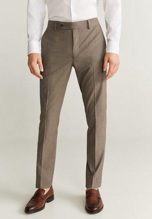 BRASILIA - Pantaloni - beige