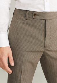 Mango - BRASILIA - Pantalon classique - beige - 2