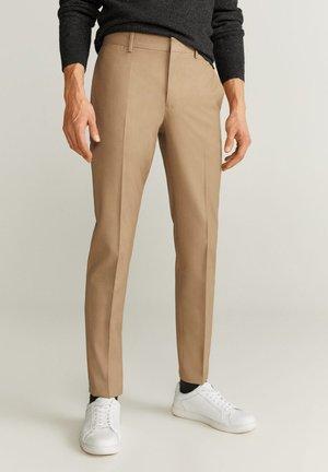 PAULO - Pantalon classique - beige