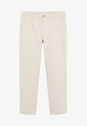 HARRISON - Pantalon classique - eisgrau