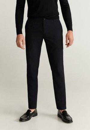 BOLOGNA - Pantaloni - schwarz