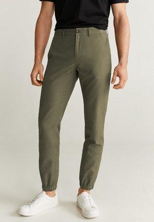 VERDUN - Pantaloni - khaki