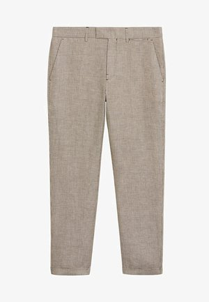BOKI - Trousers - beige