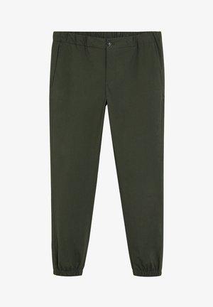 ROMA - Pantalon classique - dunkelgrün