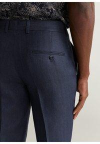 Mango - FLORIDA - Trousers - donkermarine - 5