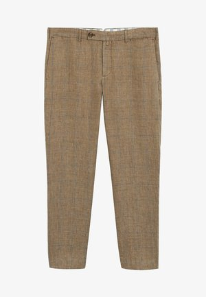 VINE - Trousers - braun