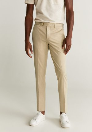 CIRCUTAK - Pantalon - beige
