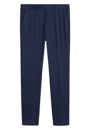 BRASILIA - Pantalon classique - marineblau
