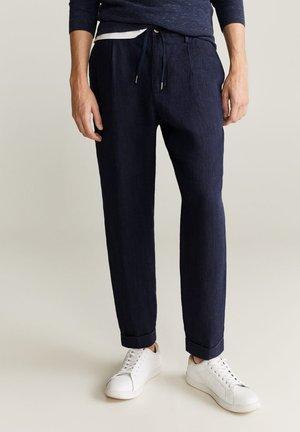 OCTOPUS - Pantaloni - dunkles marineblau