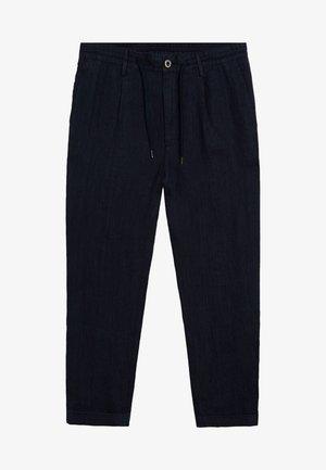 OCTOPUS - Pantalones - dunkles marineblau
