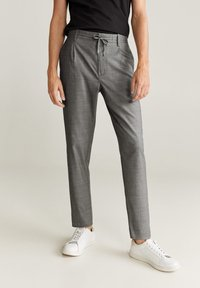 Mango - NOLAN7 - Pantaloni - mittelgrau meliert - 0