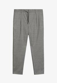 Mango - NOLAN7 - Pantaloni - mittelgrau meliert - 5