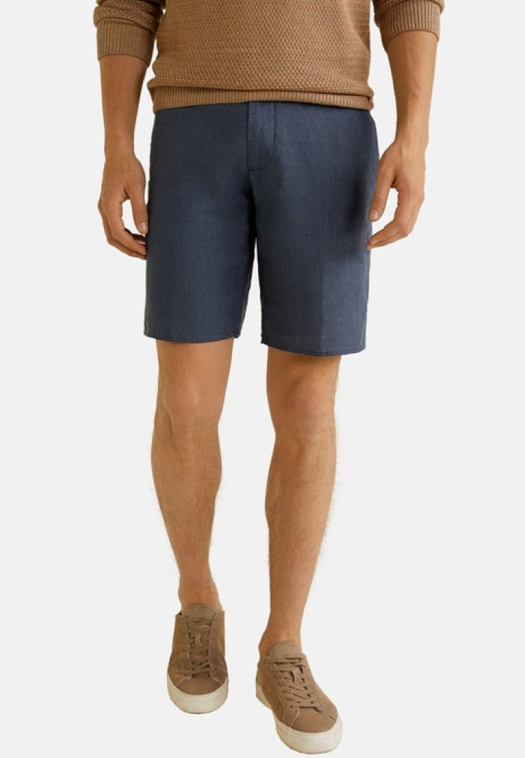 Mango - CARP - Shorts - royal blue