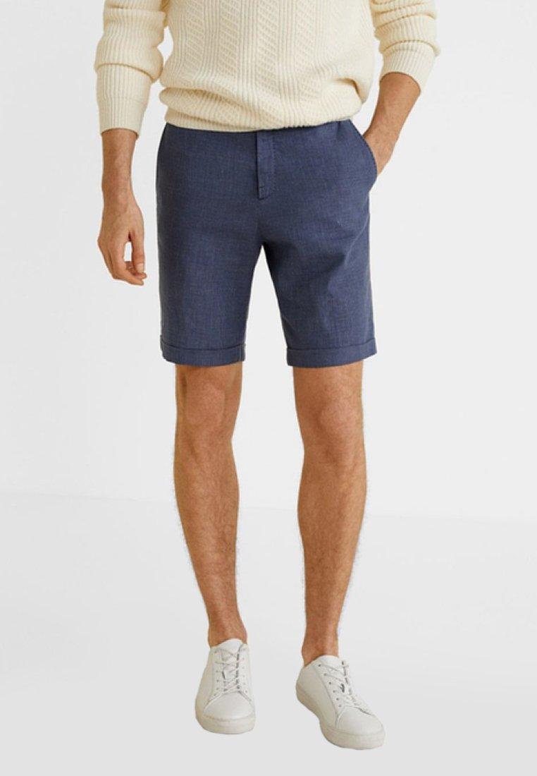 Mango - BORA - Shorts - dark navy blue