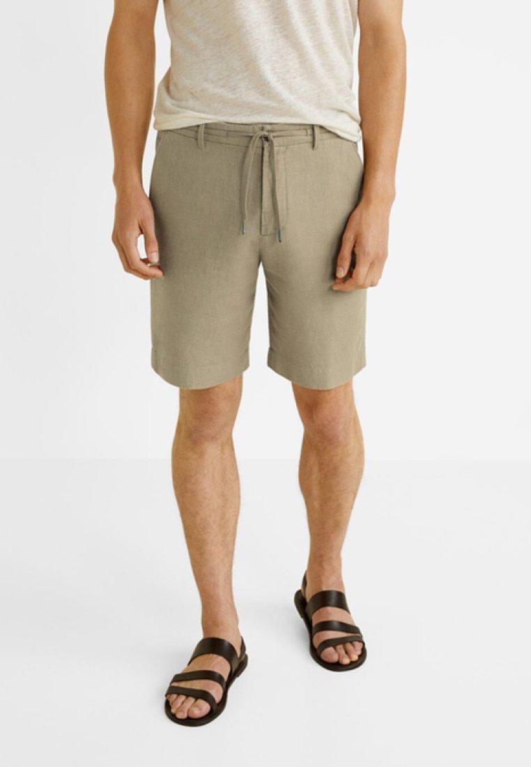 Mango - ELOY - Shorts - Beige