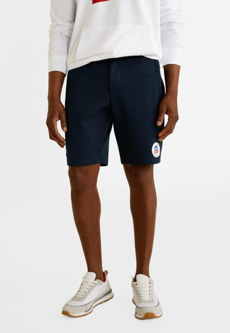Mango - MARKEN - Shorts - royal blue