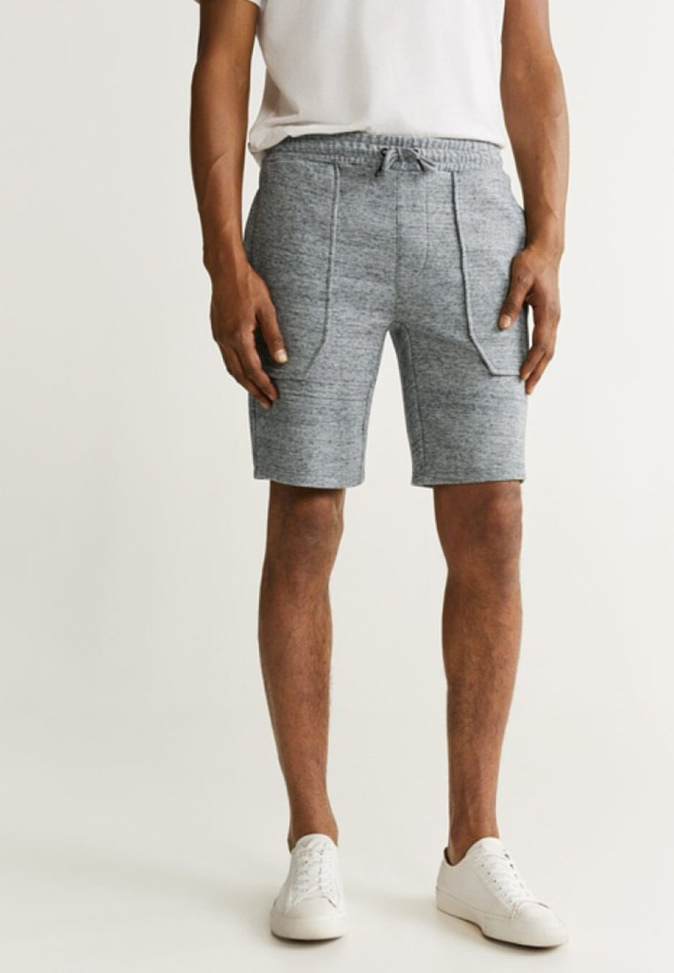 Mango - RAUL - Shorts - grey