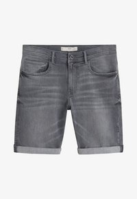 Mango - ROCKH - Szorty jeansowe - grey denim - 5