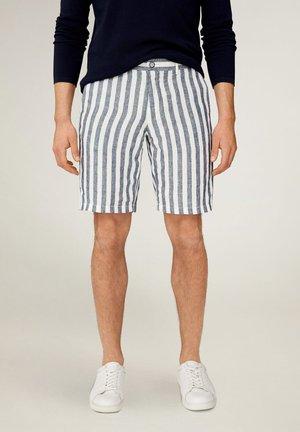 SET - Shorts - dunkles marineblau