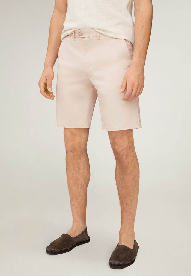 COCKTAIL - Shorts - beige