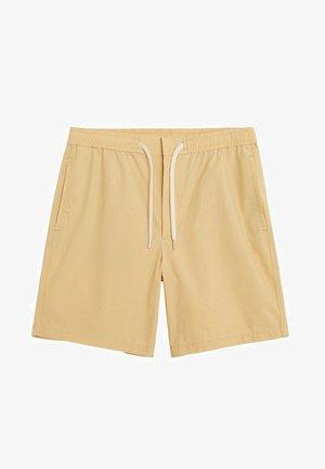 RAFA7 - Shorts - vanille