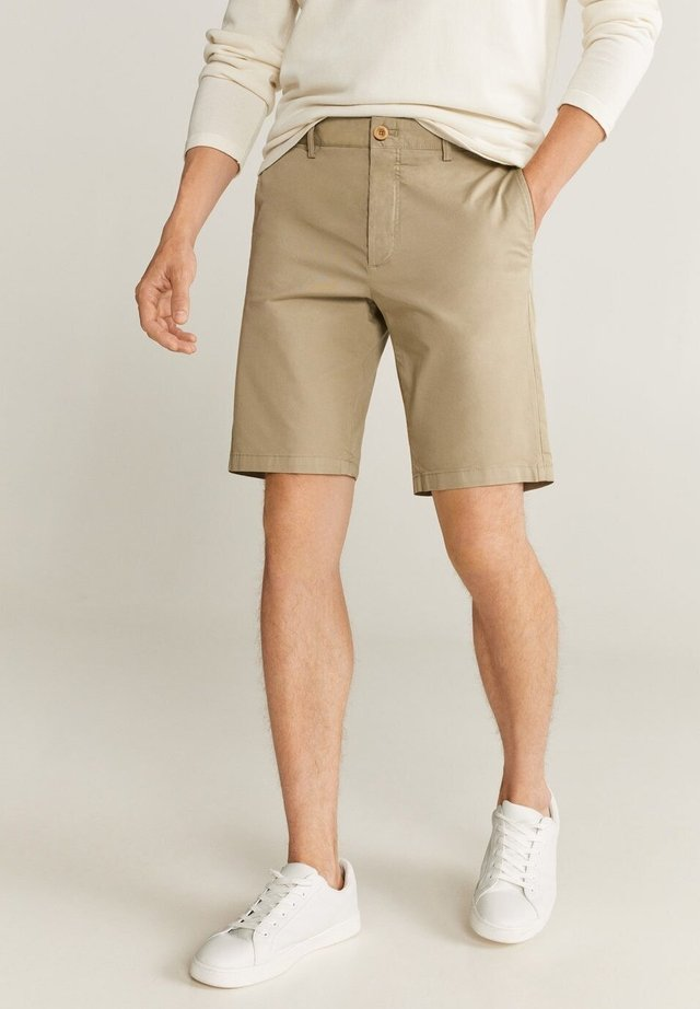 GRACIA7 - Short - beige