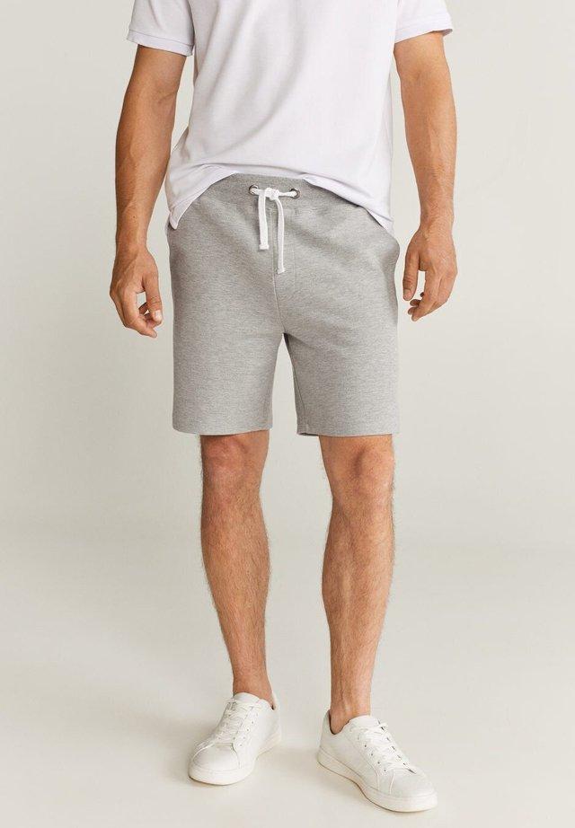FUNCHAL - Shorts - szary