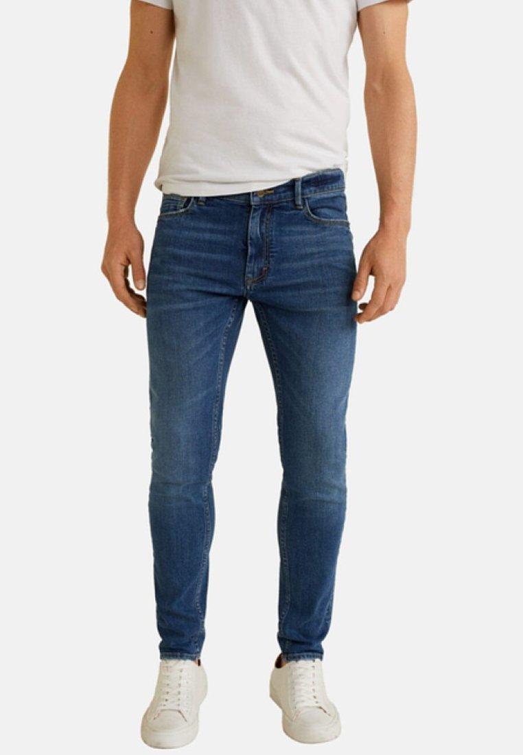 Mango - JUDE5 - Jeans Slim Fit - medium blue