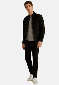 Mango - JUDE - Jeans Skinny Fit - black - 1